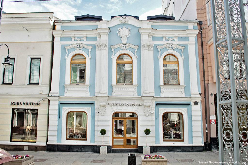 Ремонт лепнины фасада