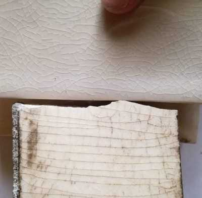 Образцы керамики реставрация
