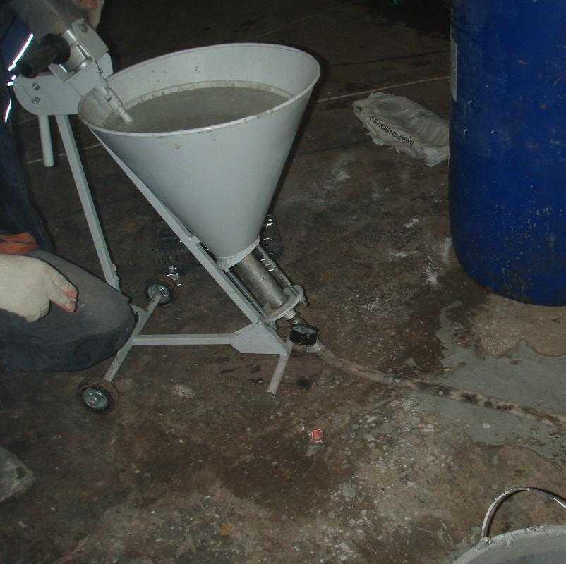 инъектирование кладки в москве